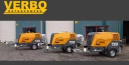Putzmeister 720 betonpomp
